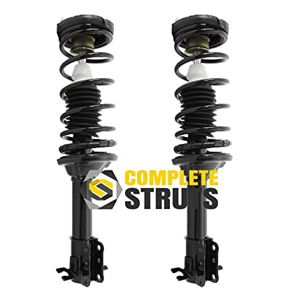 Amazon Rear Quick Plete Struts Coil Spring Assemblies. Rear Quick Plete Struts Coil Spring Assemblies Patible With 19972002 Ford Escort. Ford. Ford Zx2 Rear Suspension Parts Diagram At Scoala.co