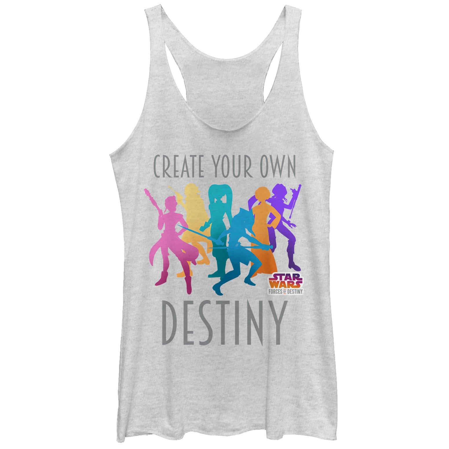 Forces Of Destiny Create Destiny Racerback Tank Top 7344 Shirts