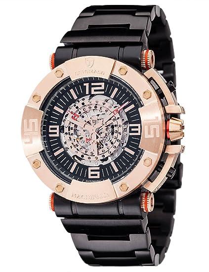 DETOMASO Machineer XXL - Reloj Automatic ManS Man Maker League para Hombre