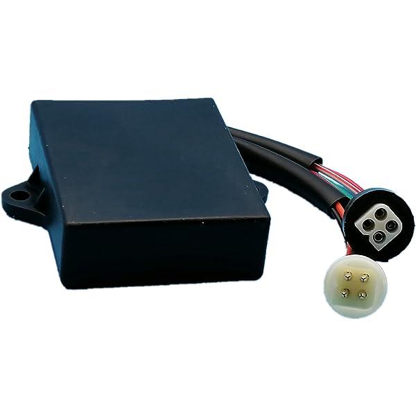 NEW ATV CDI MODULE BOX 1990 YAMAHA WARRIOR 350 YFM350X 3GD-85540-20-00 49-5294