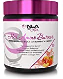 NLA for Her - Her Amino Burner - Intra-Workout BCAA Fat Burner + Energy - Sustained Energy, Focus, and Endurane…