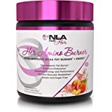 NLA for Her - Her Amino Burner - Intra-Workout BCAA Fat Burner + Energy - Sustained Energy, Focus, and Endurane. Promotes Fat