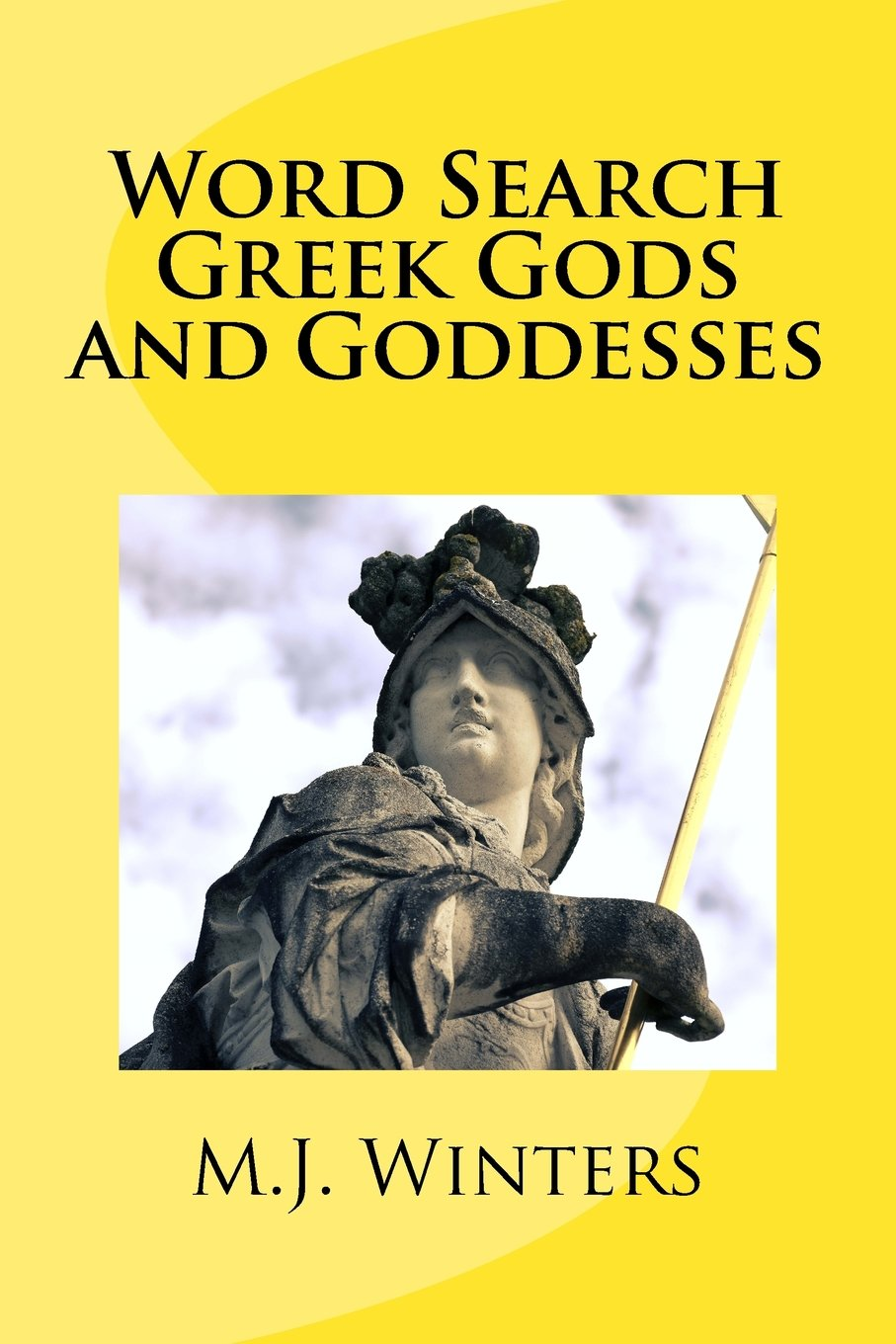 Download Word Search Greek Gods and Goddesses ebook
