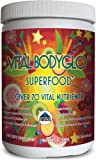 Vital BodyGlo - Organic Green Superfood Drink