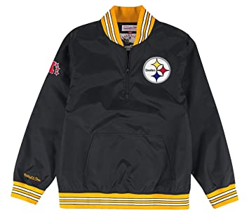 first rate b8922 74261 Amazon.com : Mitchell & Ness Pittsburgh Steelers NFL Men's ...