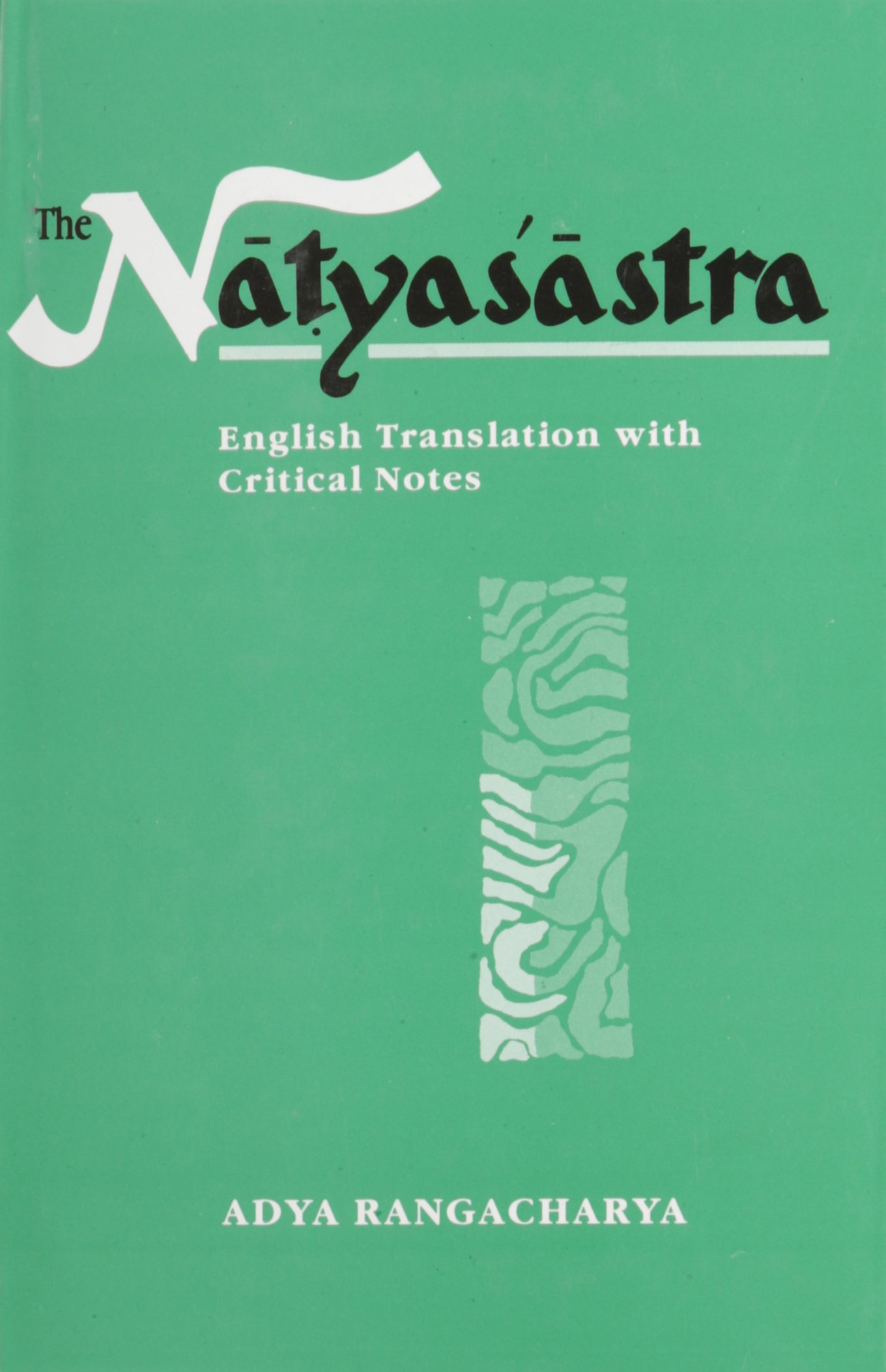 The Natyasatra; The