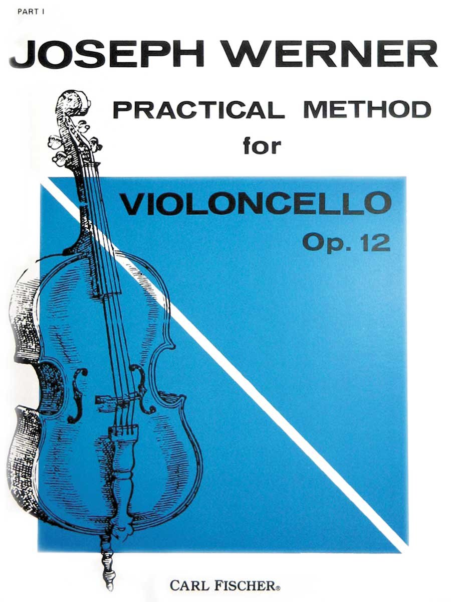 Practical Method For ViolinCello, Op.12, Part 1