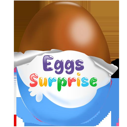 kinder surprise eggs app - 1