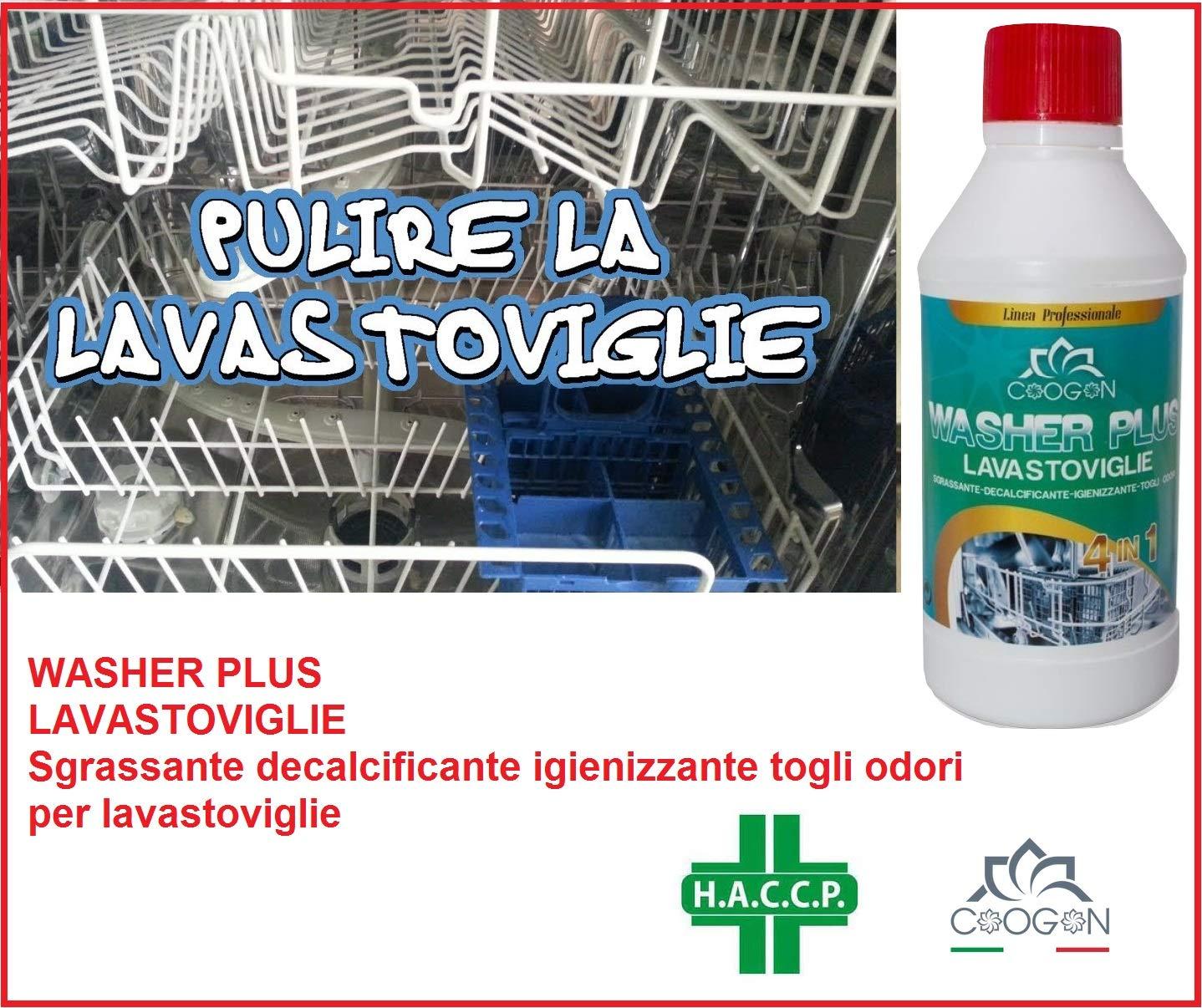 Chogan Washer Plus lavavajilla (300 gr) Concentrado Profesional ...