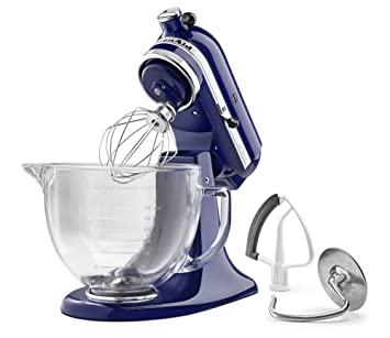Unique Kitchenaid Glass Bowl Offer Tilthead Stand Mixer With And Flex B Design Decorating