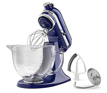 Amazon.com: KitchenAid KSM105GBCBU 5-Qt. Tilt-Head Stand Mixer with
