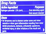 Colgate Peroxyl Mouth Sore Rinse, Mild Mint, 8.4 Fl Oz