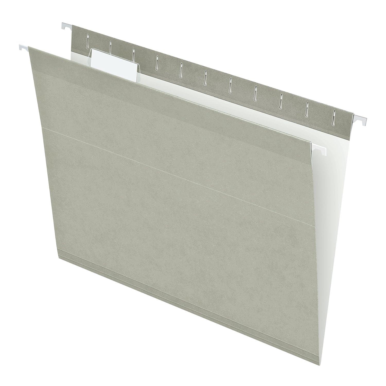 Pendaflex Bright Colors 1/5-Tab Hanging Folder, 25 Pack 4152 1/5 ASST