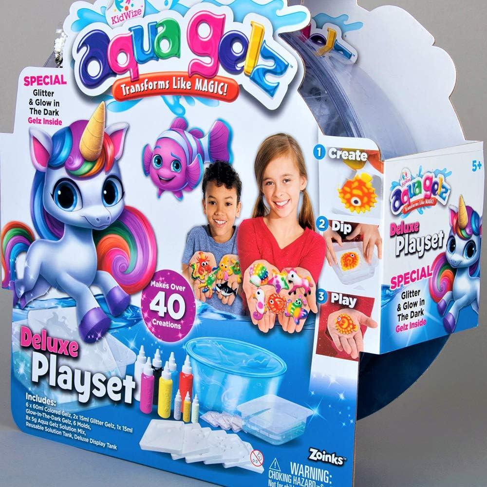 Aqua Gelz Set de Juego Deluxe: Amazon.es: Juguetes y juegos