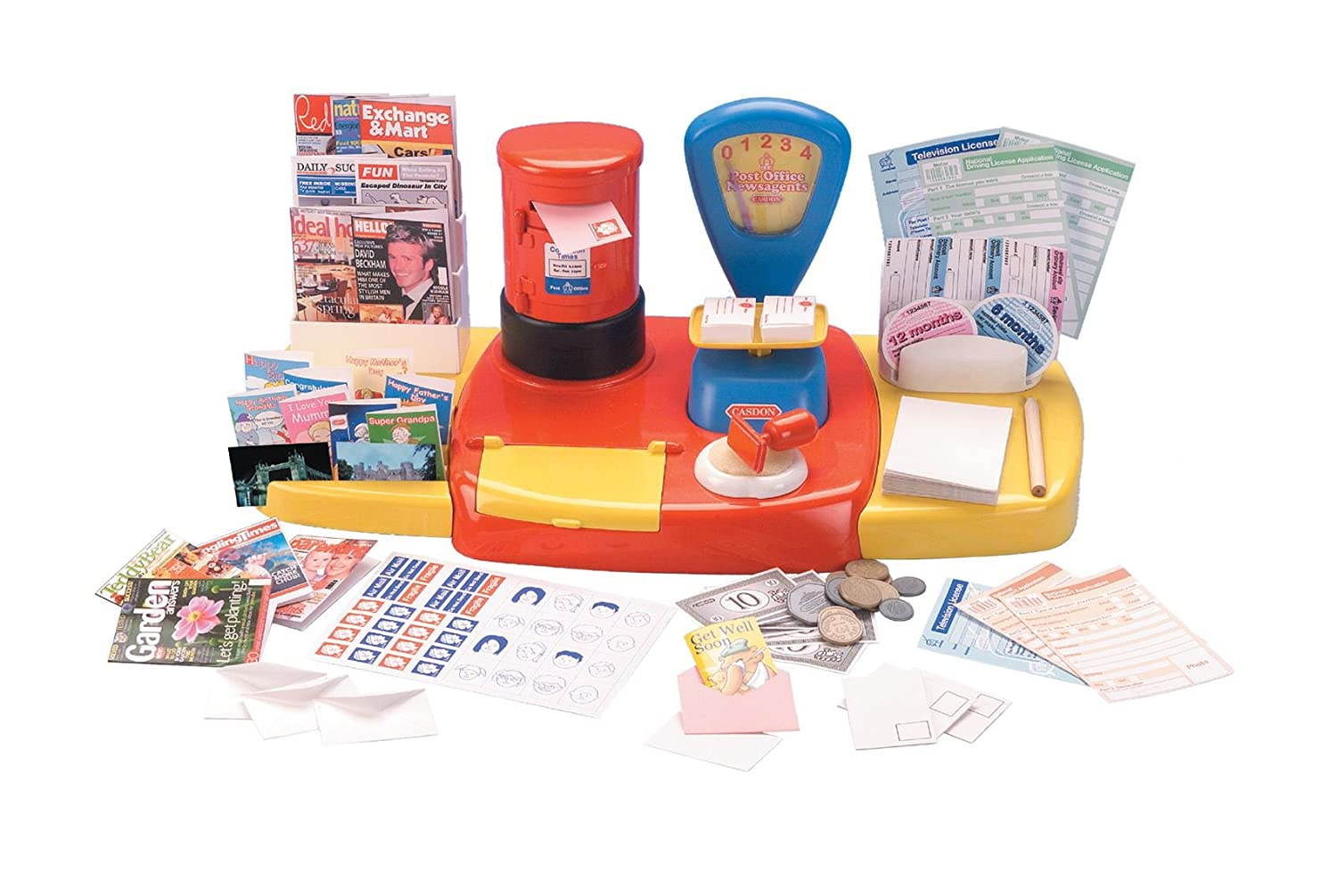 Casdon Kids Toy Post Office Set