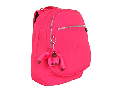 Kipling Challenger II mochila, (Rosa (Vibrant Pink)), Talla única