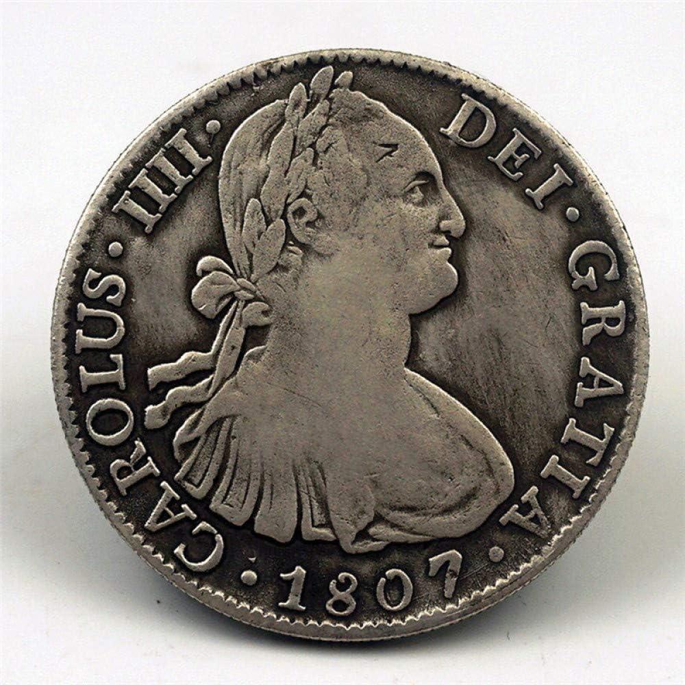 nouler Moneda Conmemorativa de la Moneda Antigua del Dólar de ...