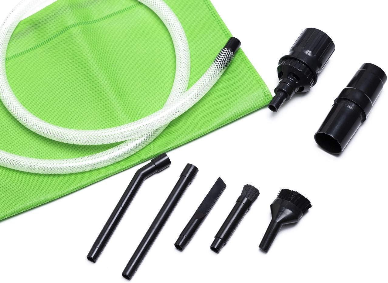 Green Label Kit Universal Mini Micro de Herramientas Adaptables (con Adaptador 32-35 mm). Compatible con Aspirador Rainbow: Amazon.es: Hogar