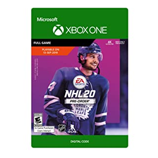 NHL 20: Standard Edition - Xbox One [Digital Code]
