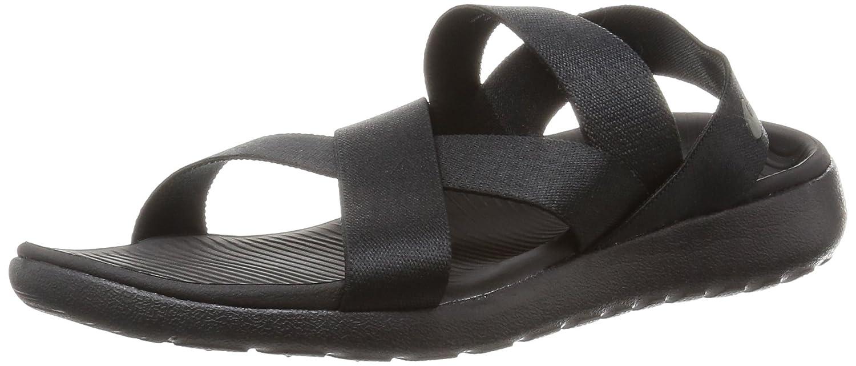 484ba41ca11e56 Nike Women s W Roshe One Sandal Sport Sandals Black Size  3.5 UK ...