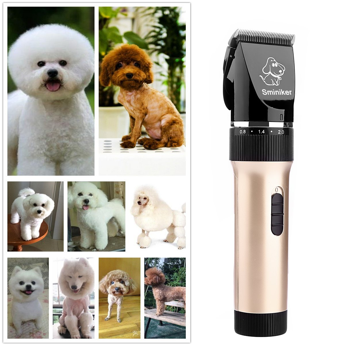 Best Dog and Cat Hair Clippers: Review and Buying Guide 2021 6