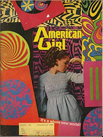 59786869bc7 American Girl Magazine - 1960 s Fashion - Beauty - Entertainment - March  1968 at Amazon s Entertainment Collectibles Store