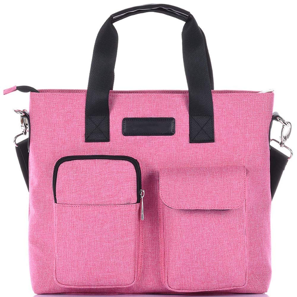 Lianaic Laptoptasche Qualität Geschäft Bag Männer Und Frauen Handtaschen Männer Nylon Notebook Tasche Messenger Bag