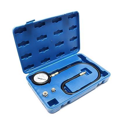 Medidor presión aceite Manómetro aceite Comprobador presión ...