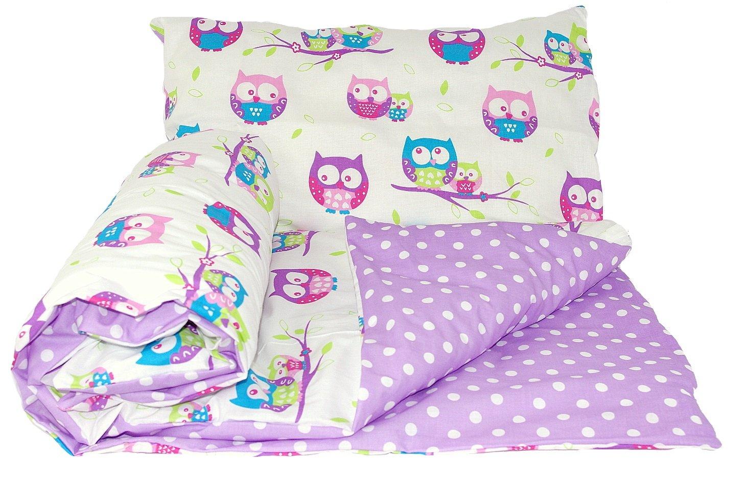 Babys Comfort REVERSIBLE 2pcs baby bedding set DUVET// QUILT COVER PILLOWCASE 150x120cm for junior beds, 21