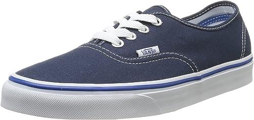 vans bleu 37