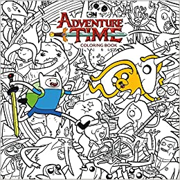 Adventure Time Adult Coloring Book Volume 1: Amazon.es: Cartoon Network: Libros en idiomas extranjeros