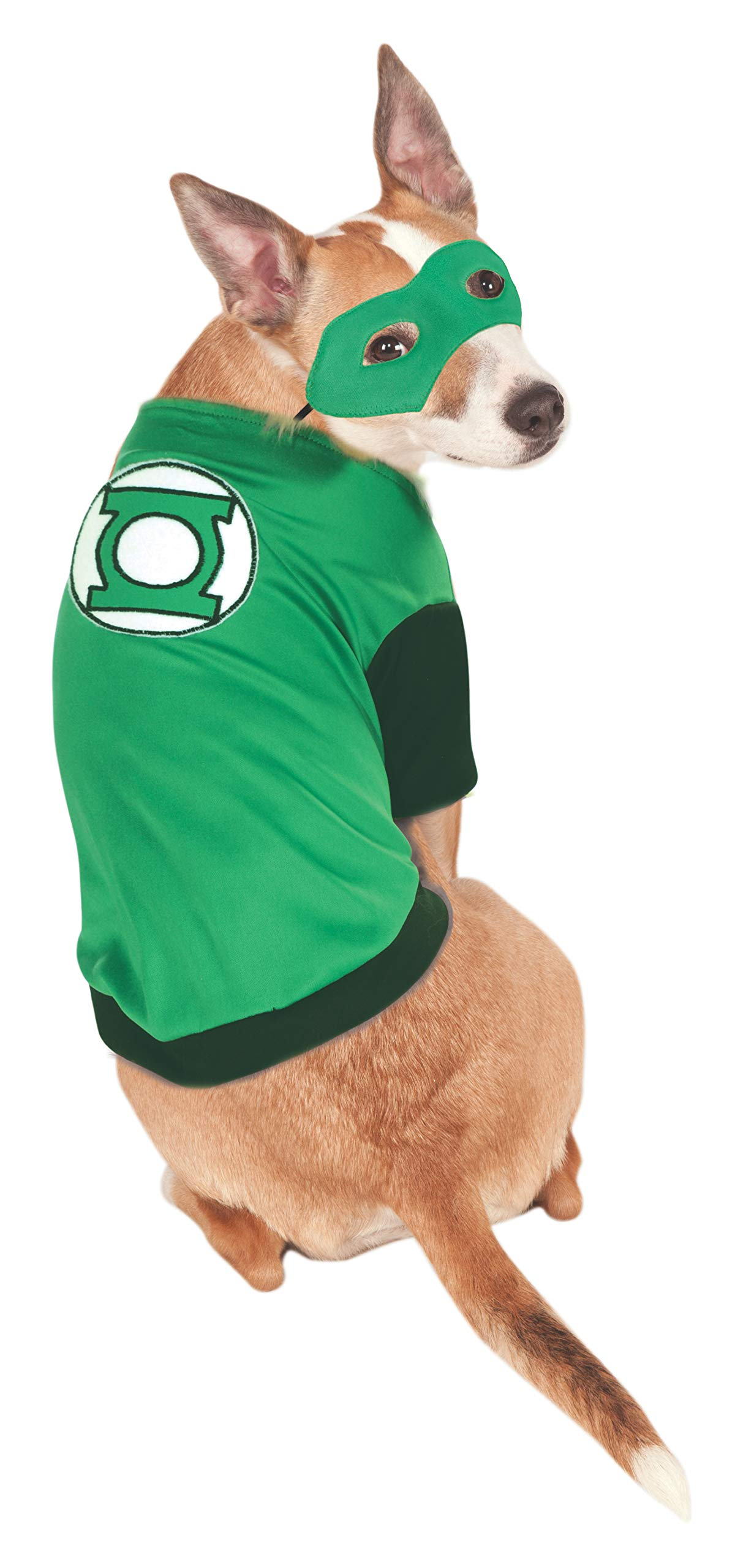 DC Comics Pet Costume, Large, Green Lantern
