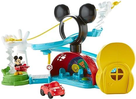amazon com fisher price disney junior mickey mouse clubhouse zip