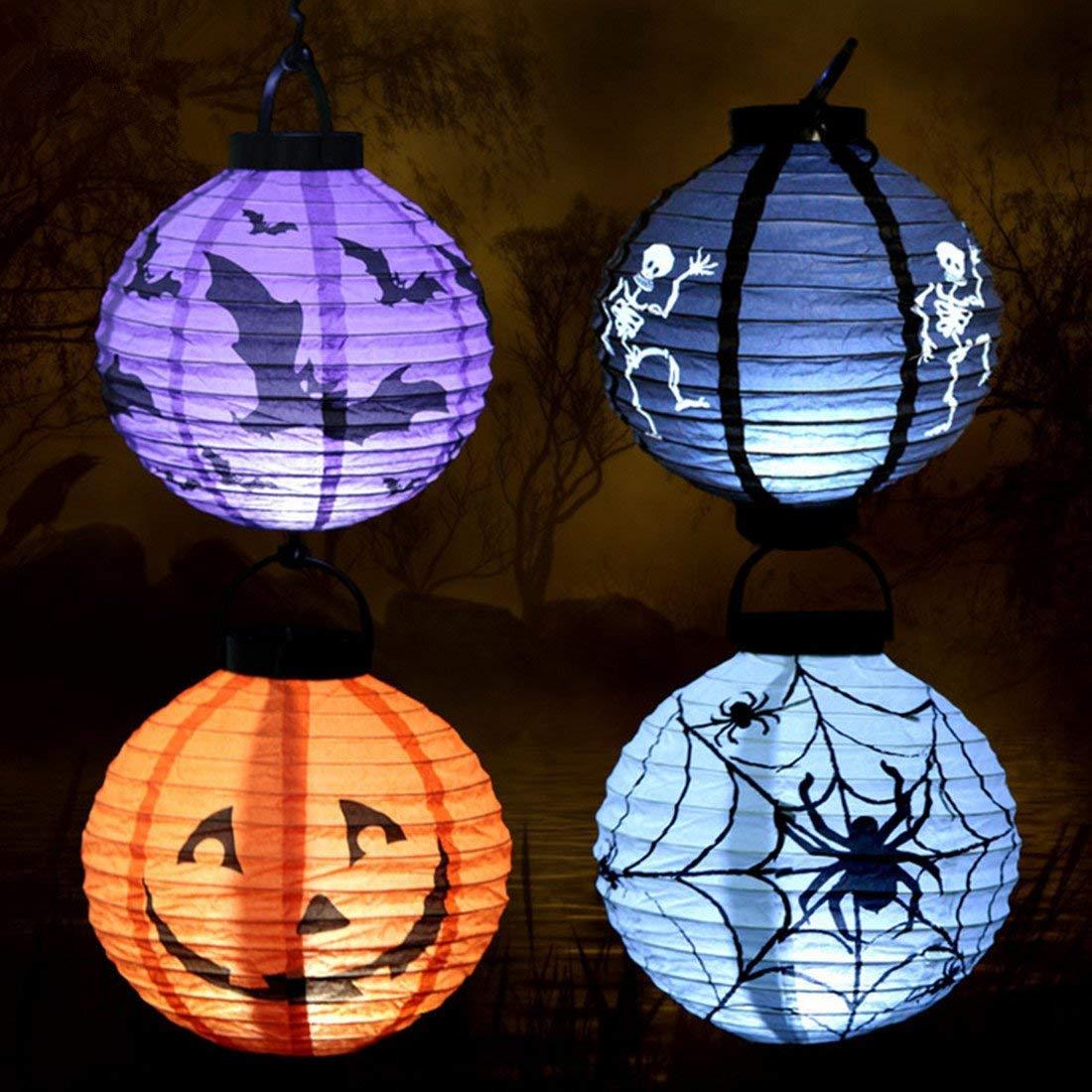 Halloween Araignée de Simulation Peluche 120cm Décoration Halloween pour Décrorer Chambre Jardin Bar Miyare XQ-JJL-005