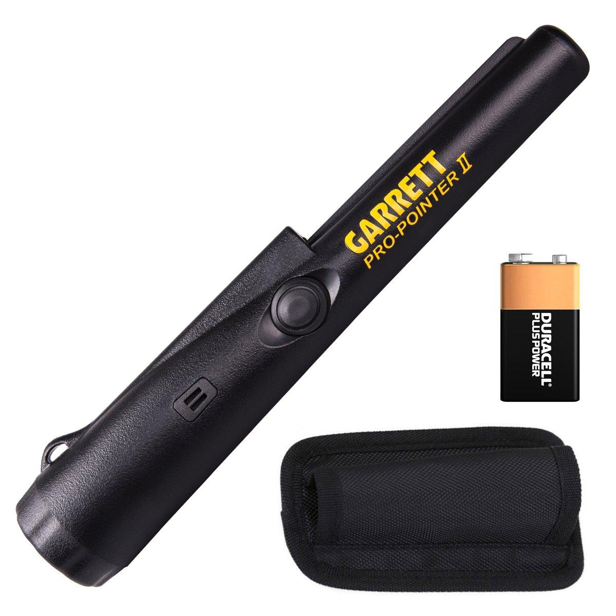 Garrett Ace Detector de metales 400 W/z-lynk inalámbrico sistema, pro Pointer II y bolsa: Amazon.es: Jardín