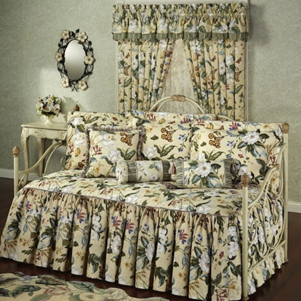 - Amazon.com: Garden Images 4 Piece Daybed Comforter Set By