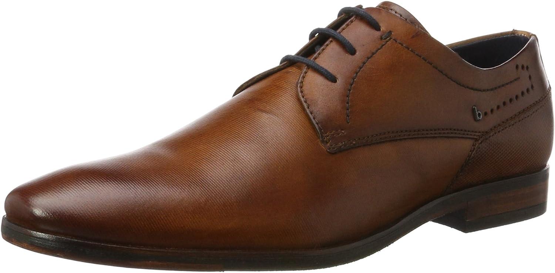 bugatti 312294011100, Zapatos de Cordones Derby para Hombre