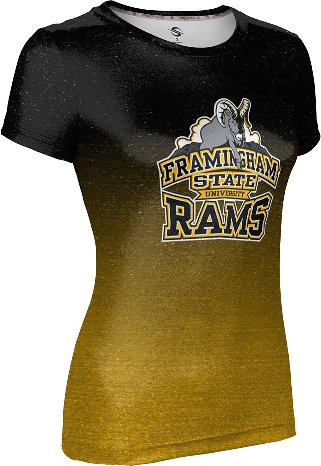 ProSphere Framingham State University Girls Performance T-Shirt Ombre
