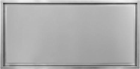 Frecan SCL 360 - Campana extractora de techo (acero inoxidable): Amazon.es: Grandes electrodomésticos