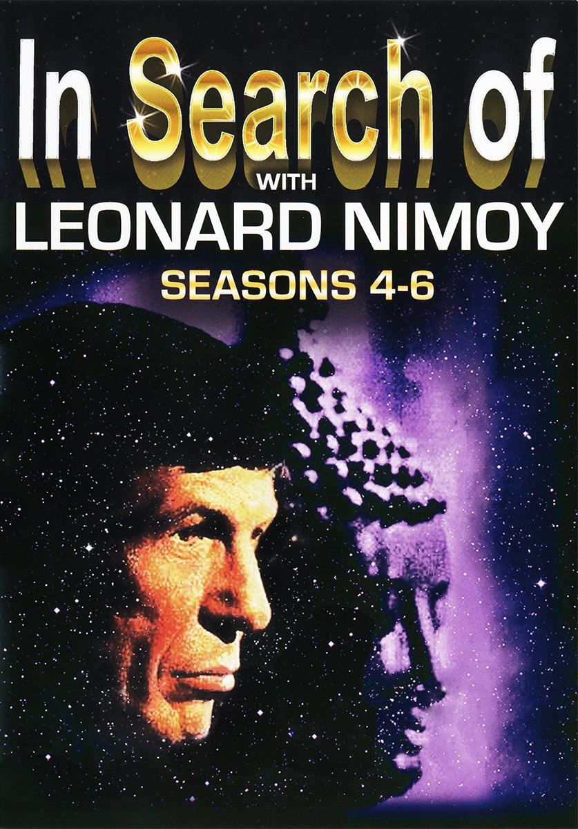 DVD : In Search Of... With Leonard Nimoy: Seasons 4-6 (DVD)