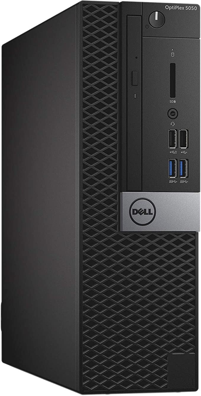 Dell Optiplex 5050 SFF Buisness PC, Intel Quad Core i7-6700 up to 4.0GHZ, 16G DDR4, 256G SSD, DVD, DP, HDMI, WiFi, BT, Windows 10 Pro 64 Bit-Multi-Language Supports English/Spanish/French(Renewed)   Amazon