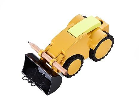 TROIKA DIGGER – GAM40/YE – Portaclips – Excavadora, cargadora de ruedas– pala
