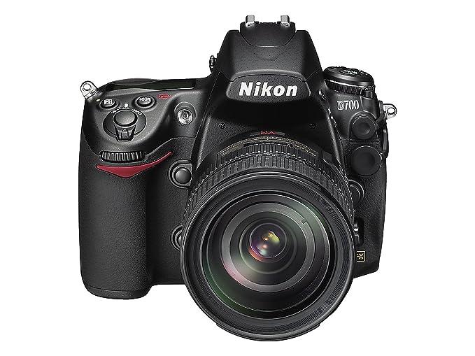 Amazon.com: Nikon D700 FX-Format CMOS cámara digital ...