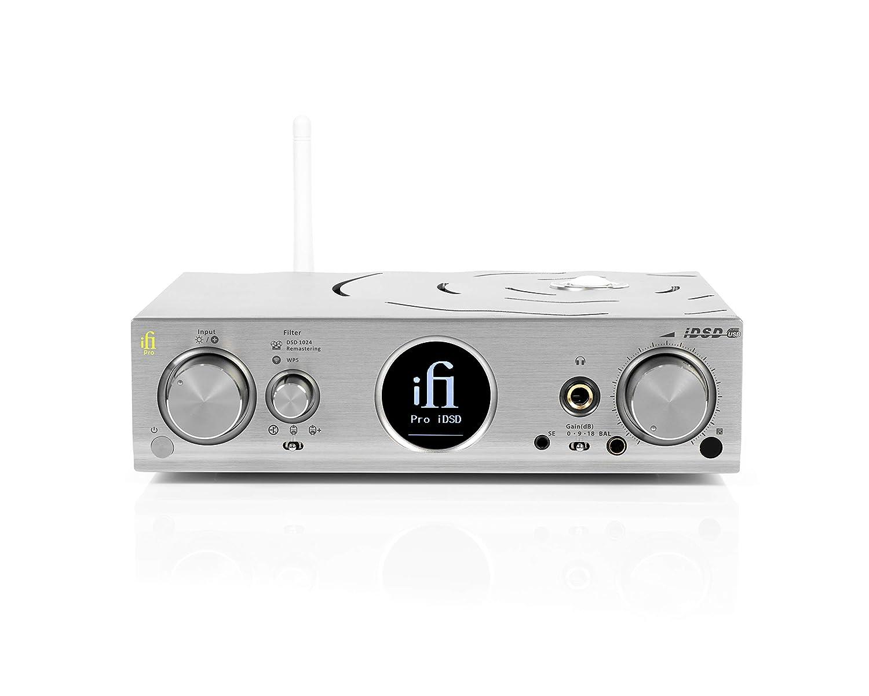 iFi Pro iDSD 4.4 Desktop DAC/Tube/Solid State/Amplificador ...