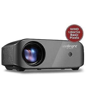 Miniproyector VIVIBRIGHT F10, proyector portátil Full HD 1080P ...