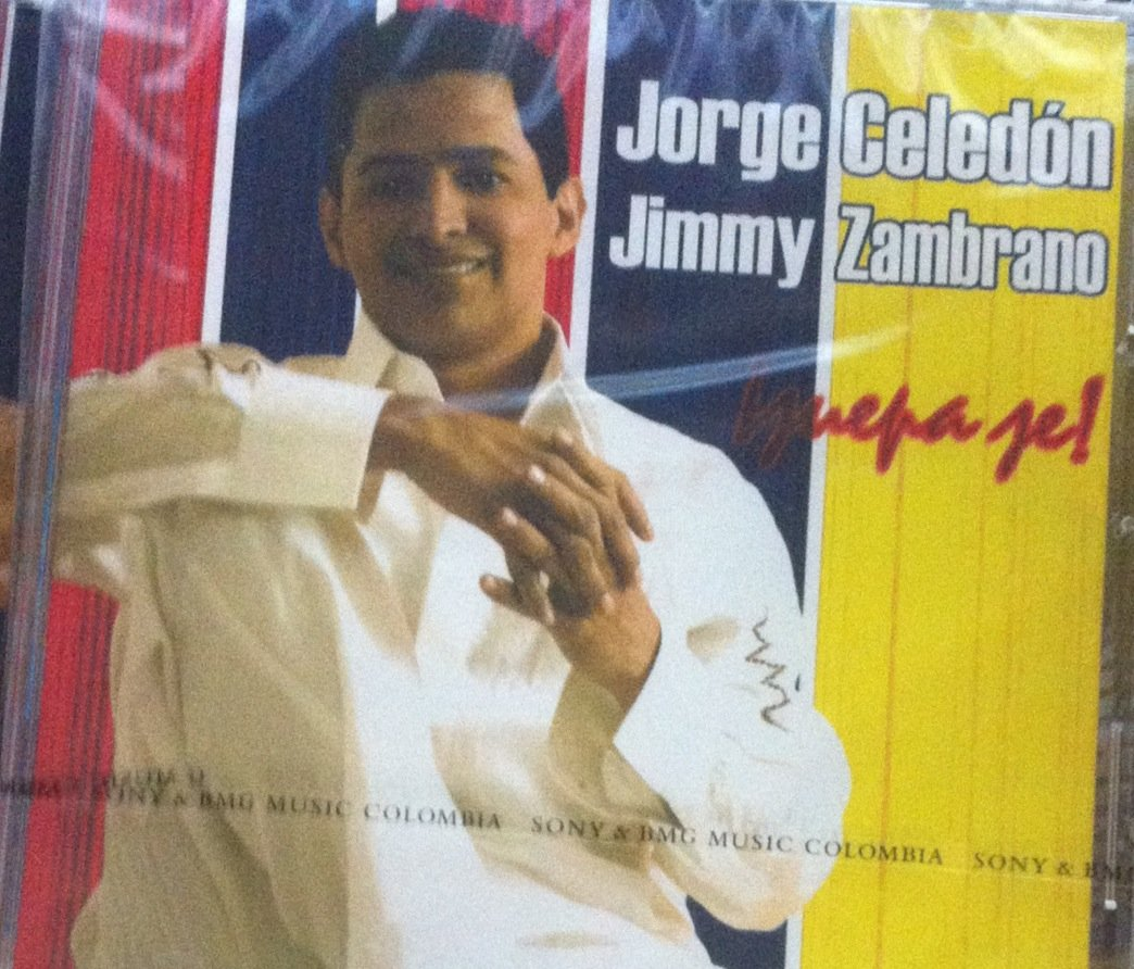 CD VALLENATO JORGE CELEDON Y JIMMY ZAMBRANO JUEPA JE by