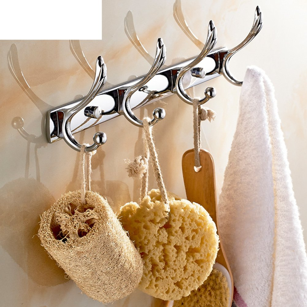 row hook/ bedroom clothes hook/ kitchen hooks/Bag check-A 50%OFF