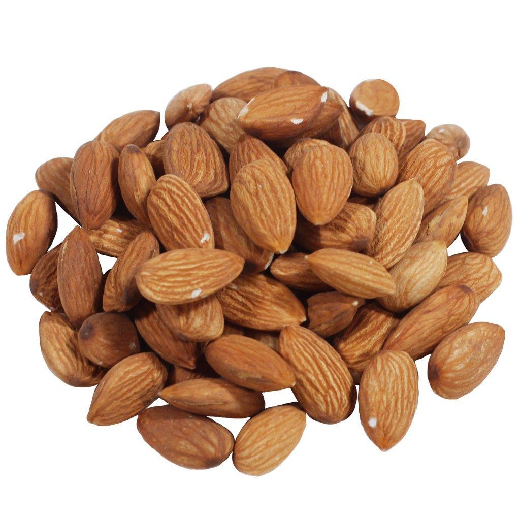 Organic Raw Almonds - 1lb bag