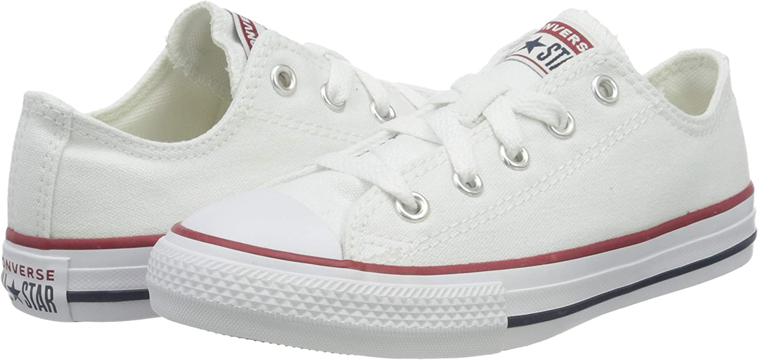 Converse Kids Chuck Taylor All Star Canvas Low Top Sneaker
