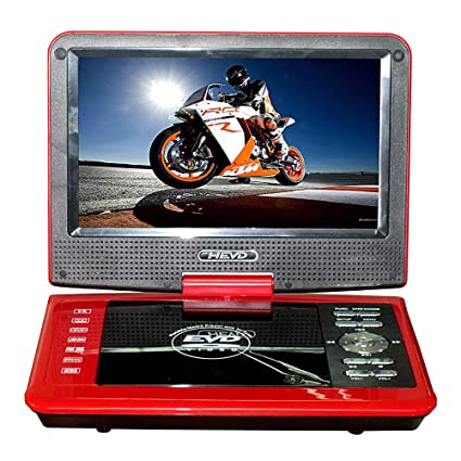 Amazon.com: GSPOR DVD Disc Player Analog TV Function,Swivel ...
